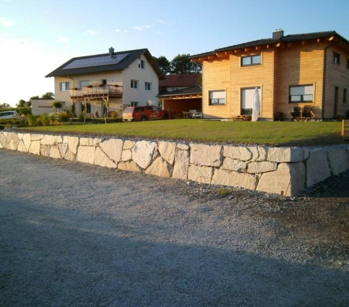 Wurfsteinmauer I